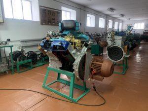 """№ 59  """"Тракторів і автомобілів"""""""